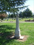 Image for Rundel - Chico Cemetery - Chico, CA