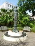 Image for The Bermudiana Flower and Sarah (Sally) Bassett - Hamilton, Bermuda