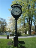 Image for The Citizens National Bank Clock - Brooklyn, CT