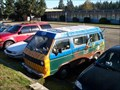 Image for Decorated VW Van