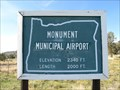 Image for Monument Municipal Airport - 2340'
