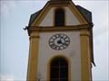 Image for Uhr Pfarrkirche Hl. Andreas, Zams, Tirol, Austria