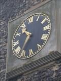 Image for Tower Clock, St.Peter & St.Paul's Church, High Street, Grays, Essex. RM17 6LN.