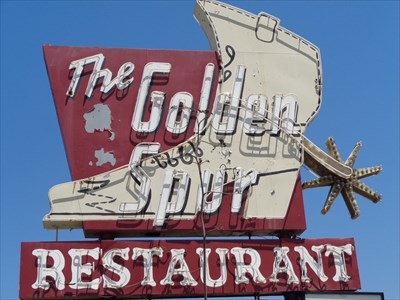 The Golden Spur - Glendora, California, USA.
