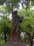 Image for Statue of Liberty, Oklahoma City, Oklahoma