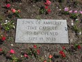 Image for Town of Amherst Time Capsule - Williamsville, NY