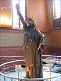 Image for Statue of Liberty in the Musée des arts et métiers - Paris, France