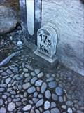 Image for Albula Pass Milestone - Bergün, GR, Switzerland