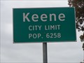 Image for Keene, TX - Population 6258