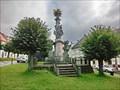 Image for Plague Column - Pilnikov, Czech Republic