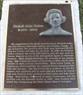 Image for Elizabeth Arden Graham 1884-1966 - Lexington, Kentucky, United States