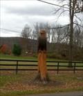 Image for Carved tree stumps - Apalachin, NY