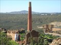 Image for Minas de São Domingos Chimney, Mértola, Portugal