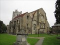 Image for Church of Holy Cross and St. Lawrence - Waltham Abbey, Essex, UK