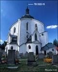 Image for TB 3322-15 Ždár nad Sázavou - kostel sv. Jana Nepomuckého