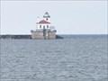 Image for Oswego Harbor Lighthouse - Oswego, NY