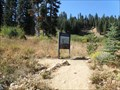 Image for Brokeoff Mountain Trailhead - Lassen Volcanic National Park - California