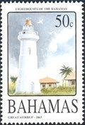 Image for Great Stirrup Cay Lighthouse - Great Stirrup Cay, Bahamas