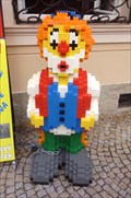 Image for LEGO panácek - Kutná Hora, Czech Republic