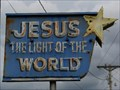 Image for JESUS - Light of the World Neon
