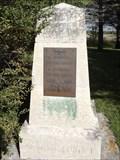 Image for Lac du Bonnet Cemetery War Memorial - Lac du Bonnet MB