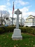 Image for Bobby Sands Memorial Celtic Cross - Hartford, CT