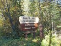 Image for Baker Lake Campground – rural Tofte, MN
