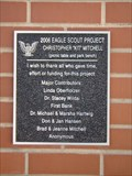 """Image for """"Kit"""" Mitchell Eagle Scout Project at Perry Carnegie Library - Perry, OK"""