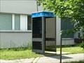 Image for REMOVED - Payphone / Telefoní automat  - Hráského 2231/25, Praha 11, CZ