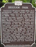 Image for Brigham Park - Blue Mounds, WI