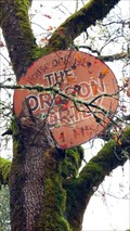Image for Texaco Sign Eating Tree - Gold Hill, OR