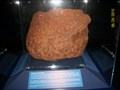 Image for Brenham Meteorite - Noble Planetarium - Fort Worth Texas
