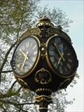 Image for The Illustration Museum Clock - Newport, RI