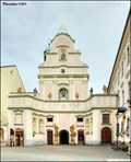 Image for Church of the Holy Spirit / Kostel Sv. Ducha - Opava (North Moravia)