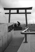 Image for Terminal Island Memorial Torii Gate