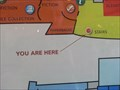 """Image for Cambrian Library """"You are here"""" - San Jose, CA"""