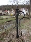 Image for Handpumpe II Bad Niedernau, Germany, BW
