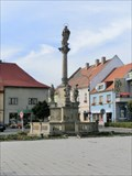 Image for Marian Column, Libochovice, Czech Republic