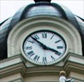 Image for Courthouse Clock, Mendenhall, MS
