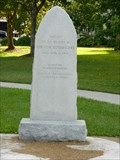 Image for Forster Commagere Memorial - Bay St. Louis, Ms.