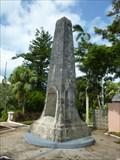 Image for Settlement of Bermuda/Admiral Sir George Somers Obelisk - St. George, Bermuda