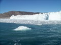 Image for Eqi glacier, Greenland
