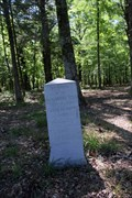 Image for 8th Kansas Volunteer Infantry Regiment Marker - Chickamauga National Military Park