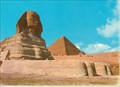 Image for Sphinx and Pyramid of Cheops - Giza
