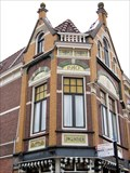Image for Art Nouveau house in Almelo, Netherlands.