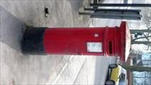 Image for Victorian Pillar Box, King's Road, Harrogate