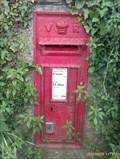 Image for Victorian Post Box, Trethevy, Cornwall