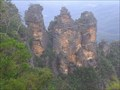 Image for The Three Sisters. Blue Mountains. NSW. Australia.
