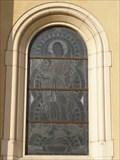 Image for Okna na kostele Sv. Jana Nepomuckeho, PM, CZ, EU