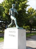 Image for Paavo Nurmi - Helsinki, Finland